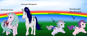 Gypsy-Roses's Family by MaddieHatter3337
