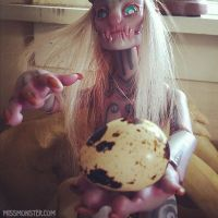 Eusapia BJD magic by missmonster