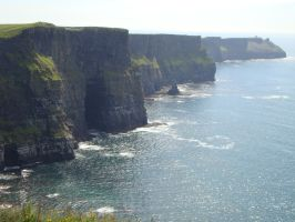 Cliffs of Moher by MacArther