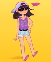 fuck summer by phillipant