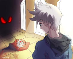 Brother... Why have you left me? [Undertale] by Hiro-Arts
