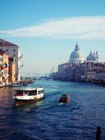 Classic Venice :Canal Grande by Rowz-vamp