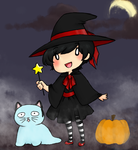 Witch by Cherry95