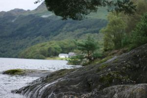 Loch Lomond 2 by RaeyenIrael-Stock