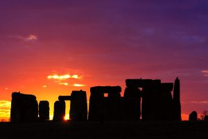 Stonehenge by steing