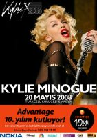 Kylie Minogue by siyabend