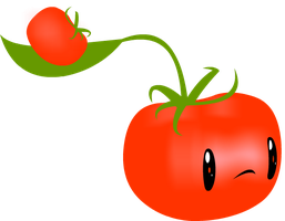 Tomato-Pult by 0ColorPaint0