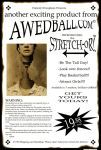 The Stretch-Or ad by Awedball