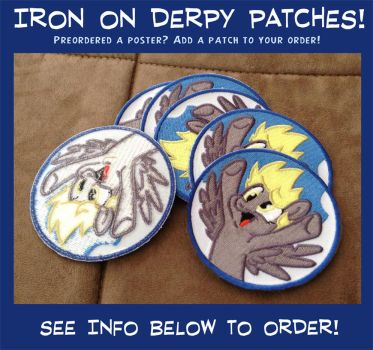 Derpy Patches! by SpainFischer