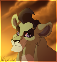 Lion Zim by WindWo1f