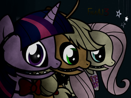 Five Nights at AJ's 3 by AnAppleForgotten