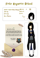 HS- Ficha Ravenclaw - Clarice Pettergrew by MidoriKuro-chan10