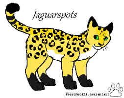 Jaguarspots by Spotted73