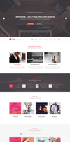 Toot Onepage2 by begha