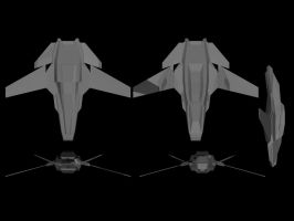 F-312 Tactical Fighter by EpytronOmega