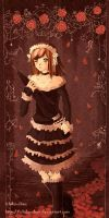 Gothic Lolita - Rule of Rose by Ichiko-chan