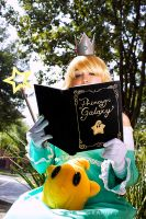 Magic Book by PrisCosplay