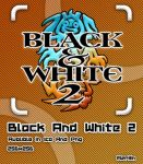 Black And White 2 Icon by Azr3n