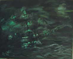 the flying dutchman by cliford417