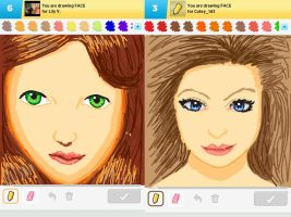 Draw Something!!! (Day 153) by Hedwigs-art