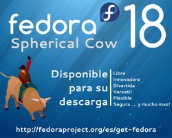 Fedora 18 Realese by williamjmorenor