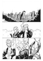 Top Cow Talent Hunt Test Page 1 by ElectroCereal