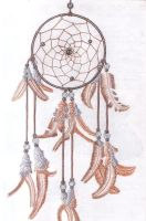 Dreamcatcher by ef-barber