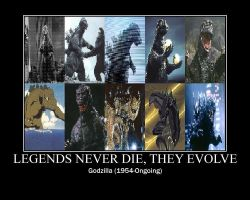 Legends Never Die by Ronnie-R15