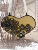 Stained Glass Steampunk by TheMosaicMind