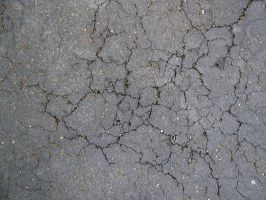 Pavement Cracks II by Neriah-stock