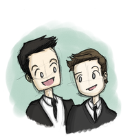 more ant and dec hurhur by dongpeiyen1000