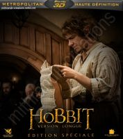 The Hobbit Blu Ray Details 1 by Mithrandir29