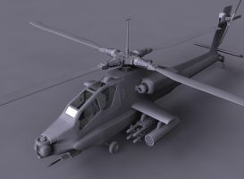Apache Modeling Complete by Mellwing