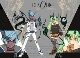 [CLOSED] Devodio auction 01 by retrozero