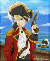 APH - Pirate England by OsyaTB