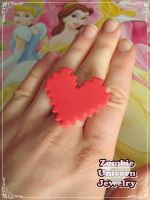Heart of pixel ring by Galadriel89