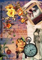 Summertime - Front Cover by AtomicWinterSun