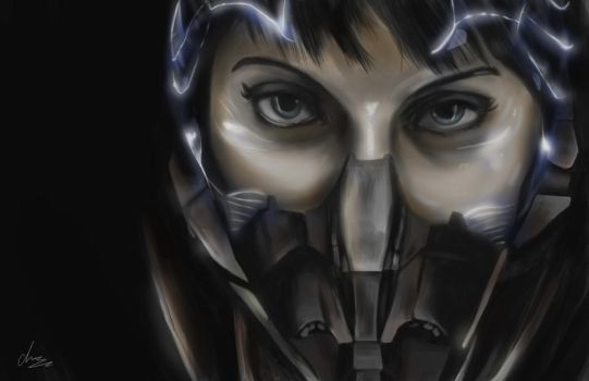 Faora by coolchris007