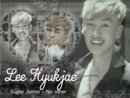 Lee Hyukjae Wallpaper by ForeverK-PoPFan