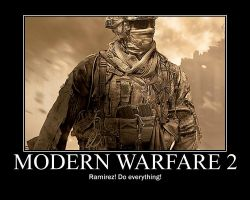 Modern Warfare 2 by Swindle1984