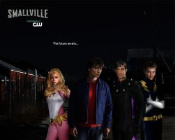 Legion in Smallville by FunkyFish1991