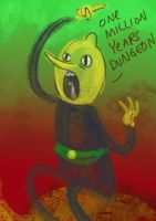 Lemongrab by Che-Crawford