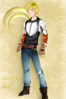 RWBY- Jaune Arc by fma9fan