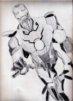 Iron Man, Bleeding Edge 2 by dtor91