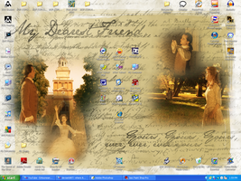 My Dearest Friend Desktop by MyDearWatson