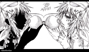 Gumi:Bad Apple by Toriichi