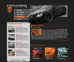Car Tuning by MyRule