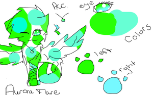 Aurora Flare Reference Sheet by Flare88