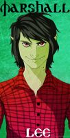 Marshall Lee by K-Bononos