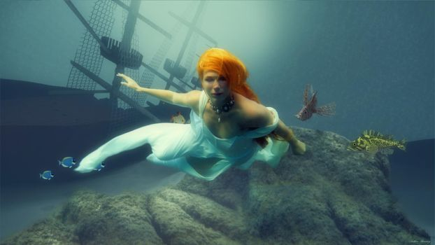Voyage to the Bottom of the Sea by ArthurRamsey